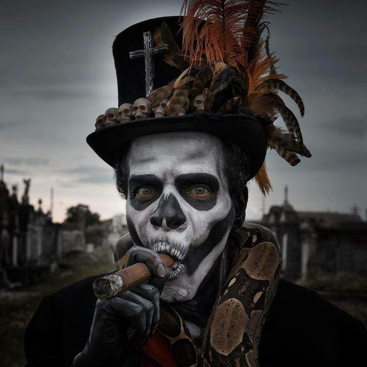 Who is Papa Legba in New Orleans Voodoo
