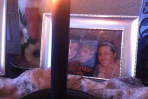 BWS family altar
