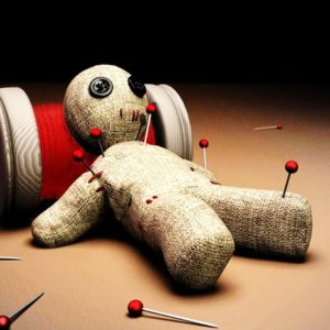 How to Prepare a Homemade Voodoo Doll